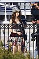 lily collins shooting emily in paris season two 02