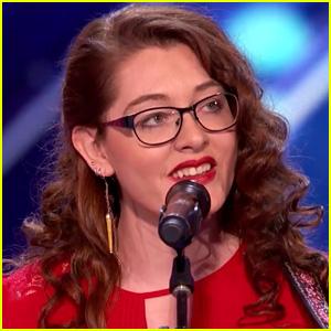 Deaf Singer Mandy Harvey Blows AGT Judges Away, Gets