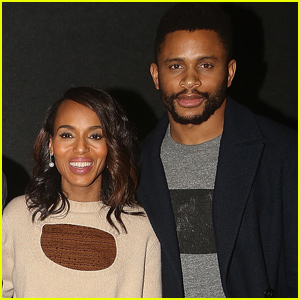 Kerry Washington & Husband Nnamdi Asomugha Host 'If Beale Street Could Talk' Screening