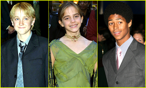 'Harry Potter' Cast - Where Are They Now?