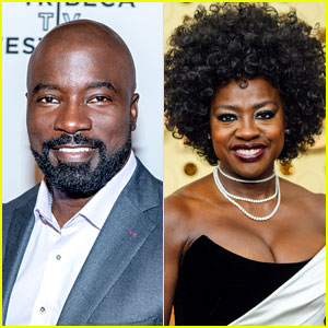 Mike Colter & Viola Davis Are Cousins... And Only Just Met!
