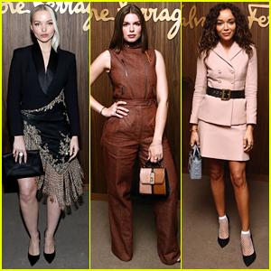 Dove Cameron, Julia Fox, Ashley Madekwe & More Celebrate the 'Hollywood Rising' Class