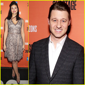 Ben McKenzie Gets Support from Wife Morena Baccarin at His 'Grand Horizons' Broadway Debut Opening!