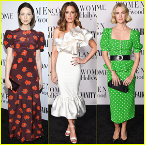 Caitriona Balfe, Kate Beckinsale & More Celebrate Women In Hollywood with Vanity Fair & Lancome!
