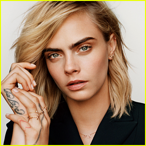 Cara Delevingne Says Oui With The Dior Joaillerie Campaign Cara Delevingne Fashion Just Jared