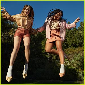 Debby Ryan, Kiersey Clemons & Camila Mendes Star in Ferragamo's Viva Fashion Campaign
