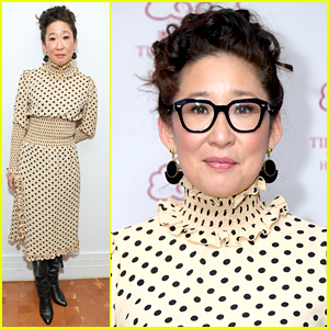 Sandra Oh Performs at Tibet House's Benefit Concert in New York City