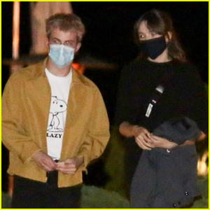 Dylan Minnette & Girlfriend Lydia Night Couple Up for Date Night in Malibu