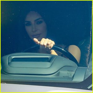 Kim Kardashian Seen for First Time Since Kanye West's Public Apology