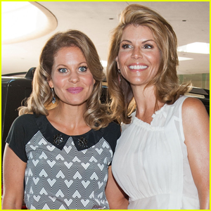 Candace Cameron Bure Reacts to Criticism of Lori Louglin's Prison Sentence