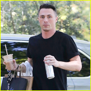 Colton Haynes Says He's 'Feeling Like Myself Again' Amid Quarantine