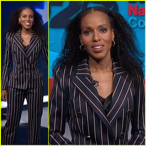 Kerry Washington Sparks Conversation After Hosting Night Three of the Democratic National Convention 2020