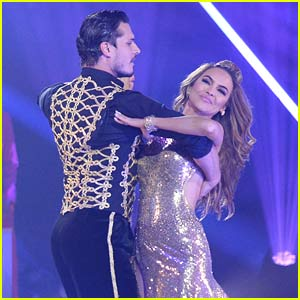 Chrishell Stause's Fans Rally Behind Her After 'DWTS' Judges Give Her a Low Score - Watch Her Dance