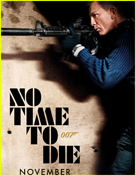 'No Time to Die' Poster Revealed Amid Reports That Film Might Be Next Blockbuster to Hit Theaters