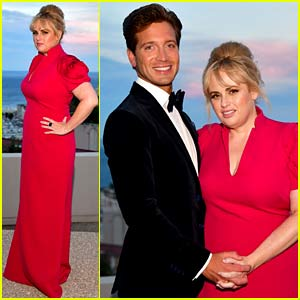 Rebel Wilson Glams Up for Royal Date Night with New Boyfriend Jacob Busch!