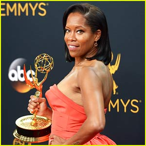 Emmys Fashion: Regina King's Red Carpet Looks Have Always Been So Chic!