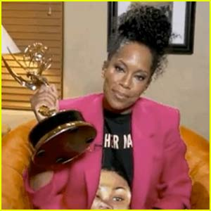 Regina King Honors Breonna Taylor, Urges Fans to Vote After Winning Fourth Emmy in Six Years