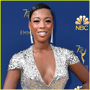Samira Wiley Jokes About What She'll Wear For Emmy Awards Tonight
