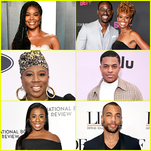 Gabrielle Union Hosting; Sterling K. Brown, Jeremy Pope & More Starring in All-Black 'Friends' Reading