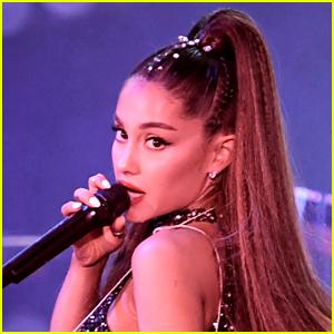 Ariana Grande Reveals 'Positions' Album Track List, Including Three Collaborations!