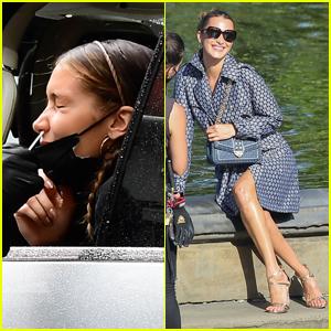 Bella Hadid Gets COVID-19 Test Ahead of Michael Kors Photo Shoot