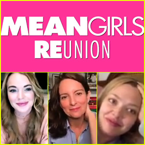 'Mean Girls' Cast Reunites to Encourage People to Vote - Watch the Reunion!
