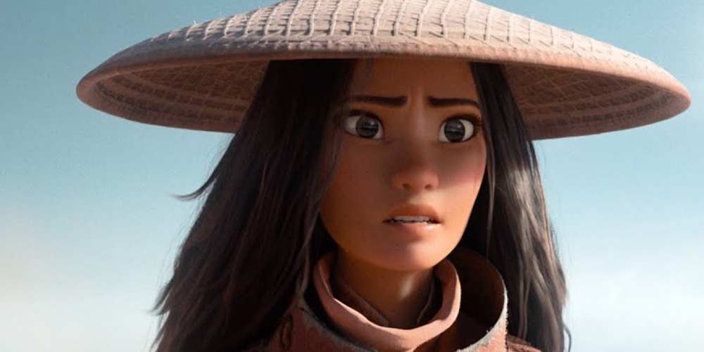 Disney Debuts 'Raya & The Last Dragon' Teaser Trailer ...