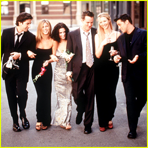 The 'Friends' Reunion Special Finally Has a New Filming Date!