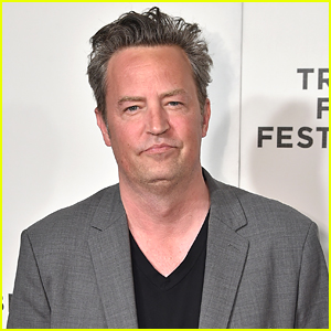 Matthew Perry Shares First Image of Fiance Molly Hurwitz To Promote 'Friends' T-Shirt Line
