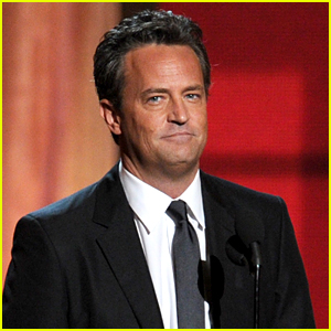 Matthew Perry Launches 'Friends' Chandler Bing Inspired Tee Shirt Line For Charity