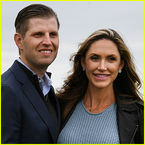 Eric Trump & Wife Lara Fly Coach Back to New York City After Donald Trump Leaves Office