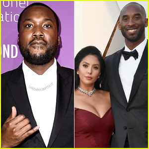 Meek Mill Apologizes to Vanessa Bryant for Kobe Lyric After Being Publicly Called Out