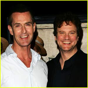 Rupert Everett Opens Up About the Time Colin Firth Kissed Him With Tongue