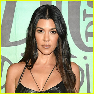 Kourtney Kardashian Shares Throwback Footage With Highlighter Yellow Hair!