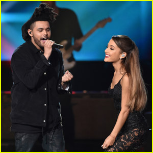 Ariana Grande Joins The Weeknd on His 'Save Your Tears' Remix - Read the Lyrics & Listen Now!