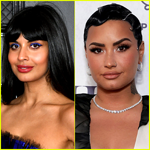 Jameela Jamil Defends Demi Lovato, Slams Diet Culture & 'Guilt Free' Terminology