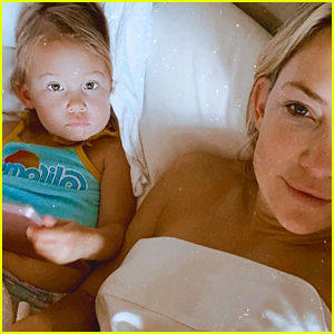 Kate Hudson's Two-Year-Old Daughter Will Melt Your Heart While Singing 'Happy Birthday' for Her Mom (Video)