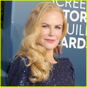 Nicole Kidman Transforms Into Lucille Ball in First 'Being The Ricardos' Set Photos!