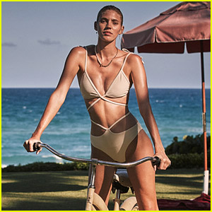 Devon Windsor Launches New Swimwear Collection - See the Campaign Photos!