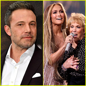 Ben Affleck Spotted Hanging Out with Jennifer Lopez's Mom in Las Vegas, Source Provides Insight Into Their Relationship